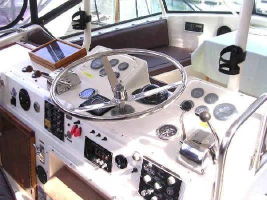 Hatteras Sports Fisher 1980 Hatteras Boats for Sale