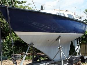 Boats for Sale & Yachts Hurley 22 1980 All Boats