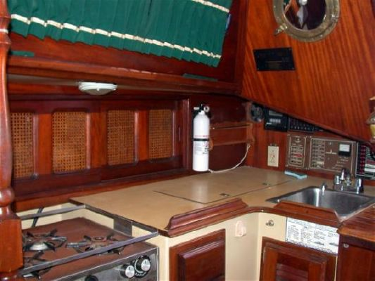Islander Yachts 36 1980 All Boats