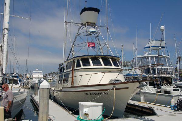 Little Hoquiam Yachtfisher 1980 All Boats