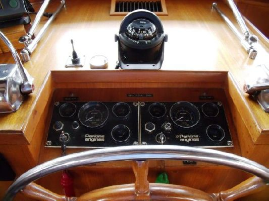 1980 marine trader 50 motor yacht  12 1980 Marine Trader 50 Motor Yacht