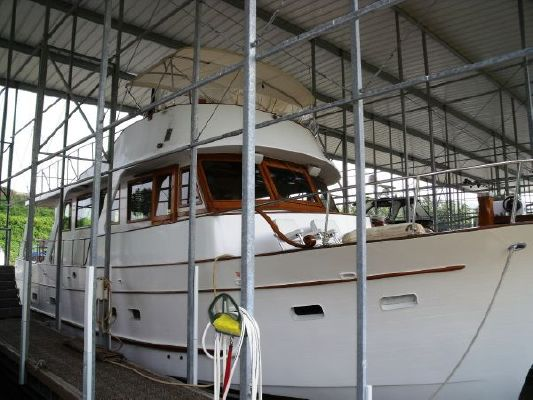 1980 marine trader 50 motor yacht  2 1980 Marine Trader 50 Motor Yacht