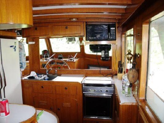1980 marine trader 50 motor yacht  27 1980 Marine Trader 50 Motor Yacht
