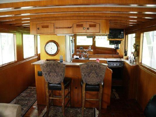 1980 marine trader 50 motor yacht  30 1980 Marine Trader 50 Motor Yacht