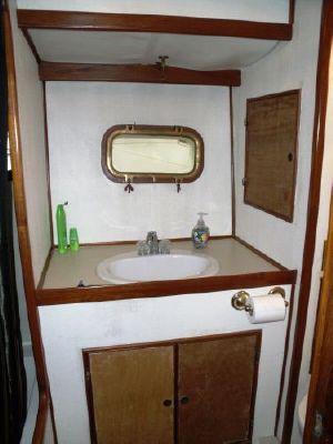 1980 marine trader 50 motor yacht  42 1980 Marine Trader 50 Motor Yacht