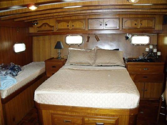 1980 marine trader 50 motor yacht  44 1980 Marine Trader 50 Motor Yacht