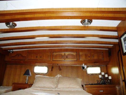 1980 marine trader 50 motor yacht  45 1980 Marine Trader 50 Motor Yacht