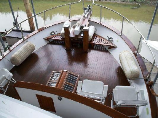 1980 marine trader 50 motor yacht  8 1980 Marine Trader 50 Motor Yacht