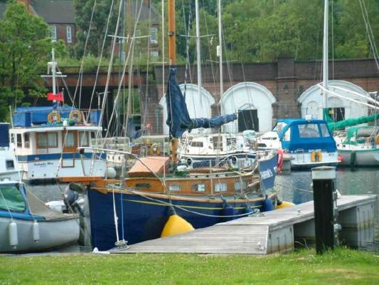 Boats for Sale & Yachts Motor Sailer Long keel wooden yacht 1980 Ketch Boats for Sale