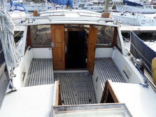 1980 mustang 31 motor sailer  2 1980 Mustang 31 Motor sailer
