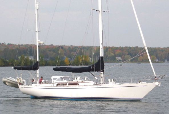 Palmer Johnson ALDEN ketch 1980 Ketch Boats for Sale Sailboats for Sale