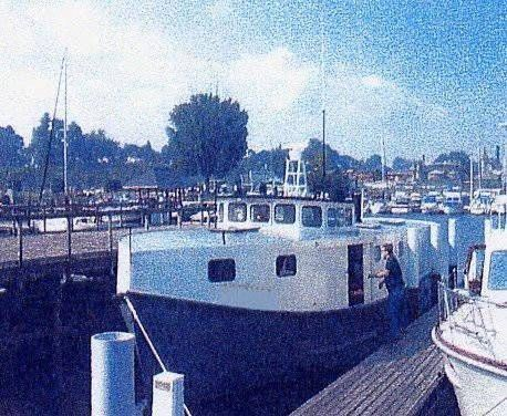Steel Commercial Fishing Boat 1980 Commercial Boats for Sale