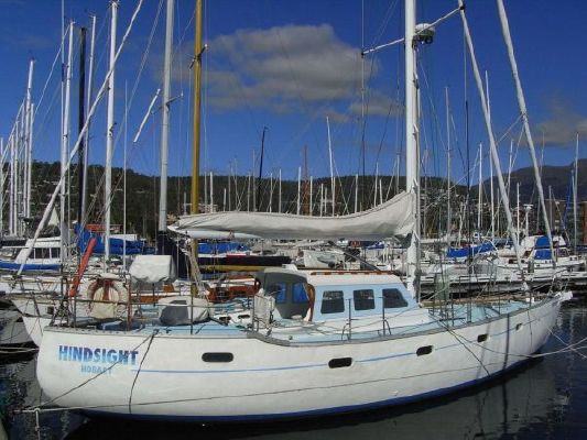 Swanson 42 Fibreglass Cutter 1980 Sailboats for Sale Swan Boats for Sale