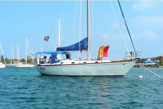 Boats for Sale & Yachts Tartan 37 1980 Fishing Boats for Sale