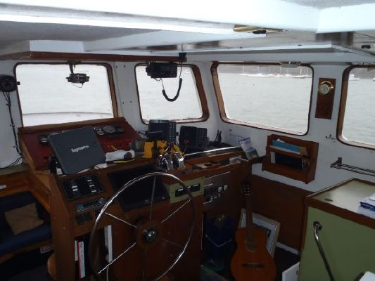 TSMY 21m Expedition boat 1980 All Boats