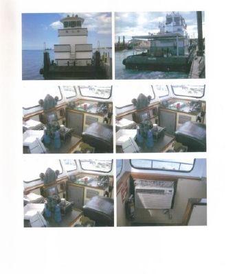 Tugboat Push Tug 1980 Tug Boats for Sale