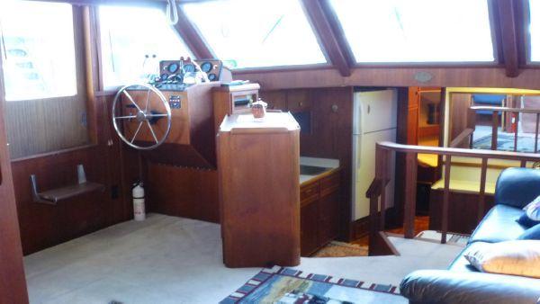 Boats for Sale & Yachts Uniflite 48 Yacht Fisherman 1980 Motor Boats