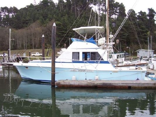 Boats for Sale & Yachts Uniflite Sportfisher 1980 Motor Boats Sportfishing Boats for Sale