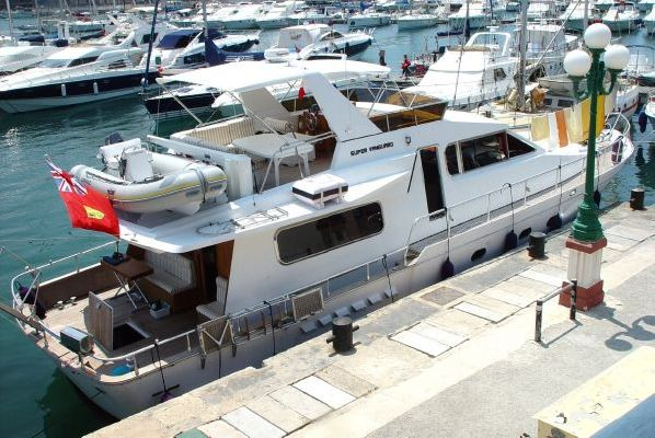 Versilcraft Super Vanguard 17.50m S/10707 1980 All Boats