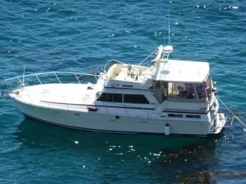 1980 viking 43 double cabin boats yachts for sale for Viking 43 double cabin motor yacht