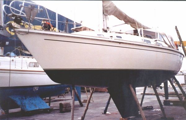 1980 westerly 32 fulmar  3 1980 Westerly 32 Fulmar