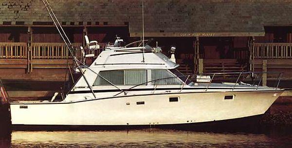 Bertram 38III Convertible 1981 Bertram boats for sale