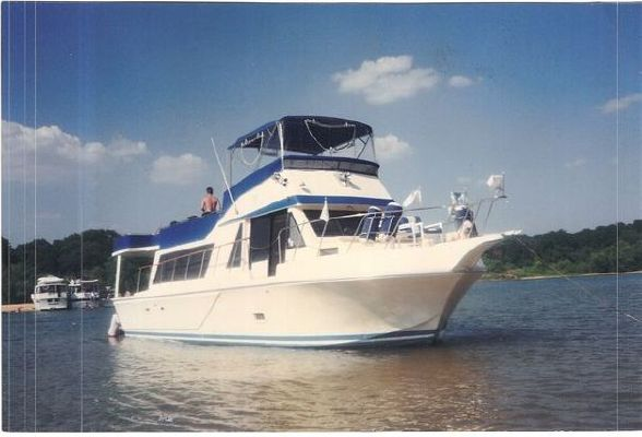 1981 bluewater tricabin  1 1981 Bluewater Tricabin