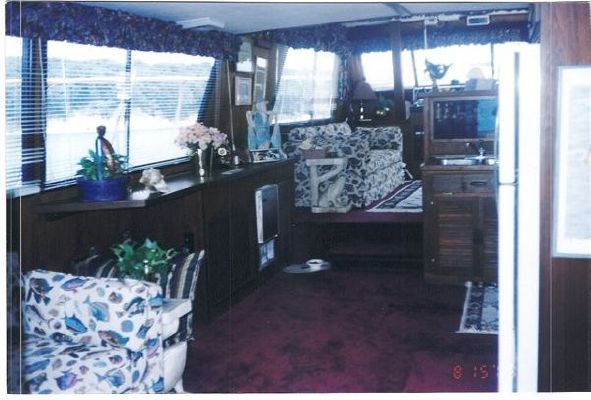 1981 bluewater tricabin  3 1981 Bluewater Tricabin
