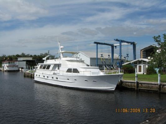 Broward Motor Yacht 1981 All Boats
