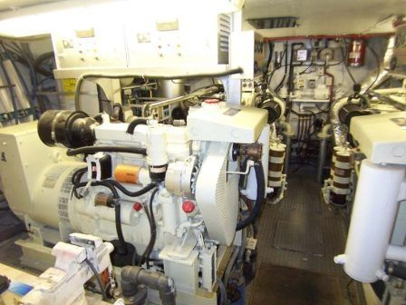 Broward Raised Pilothouse Motoryacht Refit 2009 1981 Pilothouse Boats for Sale