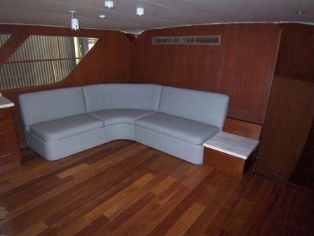 Broward Raised Pilothouse Motoryacht Refit 2009 1981 Pilothouse Boats for Sale