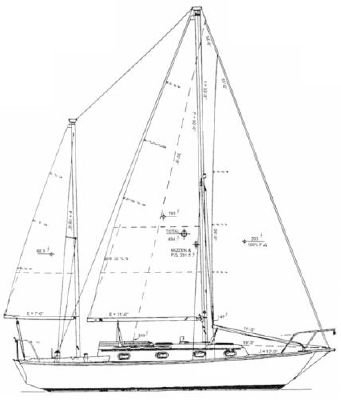 Cape Dory 30 Ketch 1981 Ketch Boats for Sale