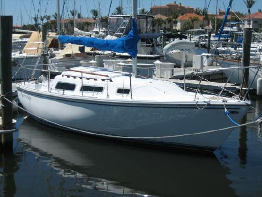 1981 Catalina 25' Pop Top - Boats Yachts for sale