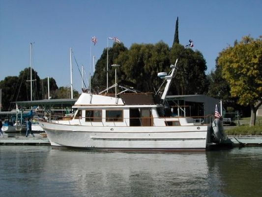 CHB Heritage Aft Cabin 1981 Aft Cabin All Boats