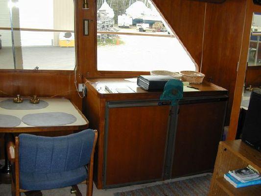 Boats for Sale & Yachts Defever Flybridge Sundeck Trawler 1981 Flybridge Boats for Sale Trawler Boats for Sale