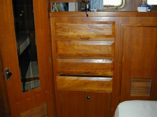Defever Flybridge Sundeck Trawler 1981 Flybridge Boats for Sale Trawler Boats for Sale