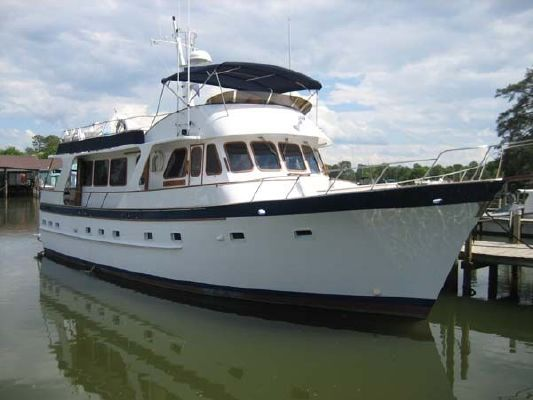 Defever Offshore Cruiser 1981 Trawler Boats for Sale