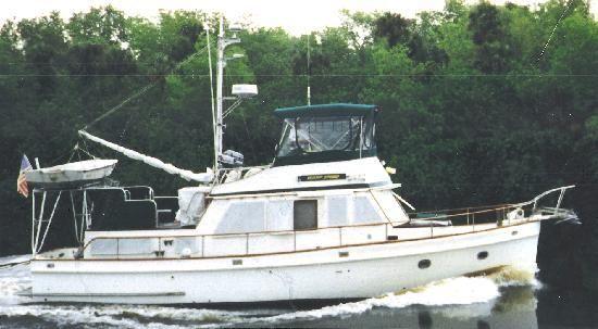 Eagle Aft Cabin Trawler 1981 Aft Cabin Fishing Boats for Sale Trawler Boats for Sale