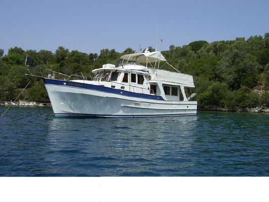 Boats for Sale & Yachts Edership 49 Pilothouse 1981 Pilothouse Boats for Sale