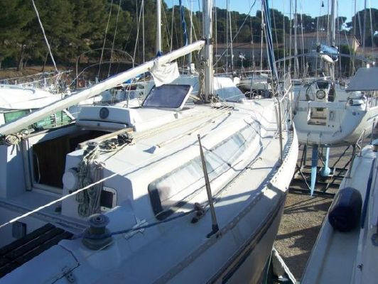 1981 gibert marine gib sea 31  1 1981 Gibert Marine gib Sea 31