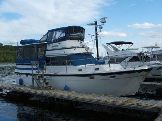 Boats for Sale & Yachts Gulfstar 38 Motorcruiser 1981 All Boats