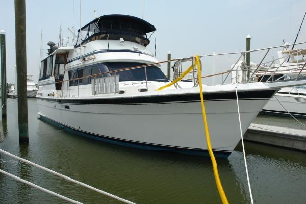 Boats for Sale & Yachts Gulfstar 48 Motor Yacht 1981 All Boats