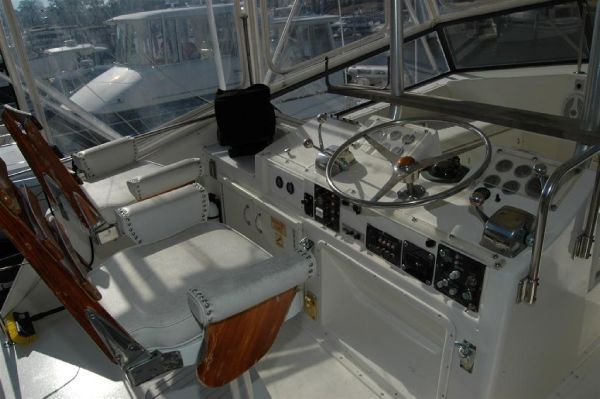 Hatteras 50 Convertible 1981 Hatteras Boats for Sale