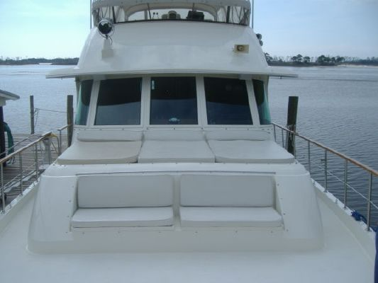 Boats for Sale & Yachts Hatteras 61' Hatteras Motoryacht 1981 Hatteras Boats for Sale