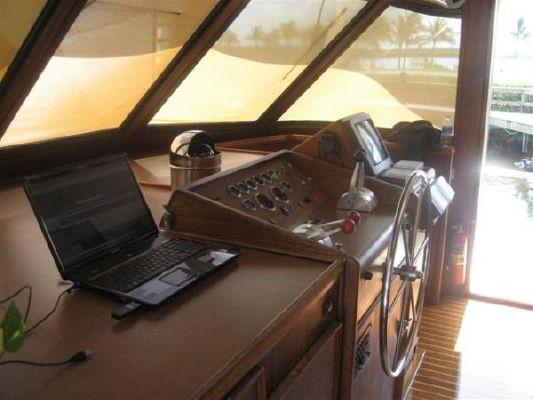 Hatteras Motor Yacht 1981 Hatteras Boats for Sale
