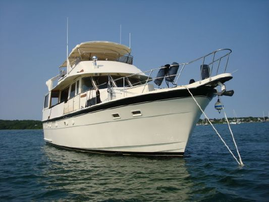 Hatteras *MOTORYACHT* 1981 Hatteras Boats for Sale