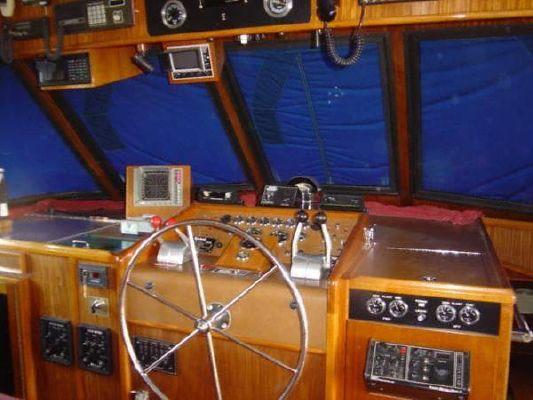 1981 hatteras widebody motoryacht  2 1981 Hatteras widebody motoryacht