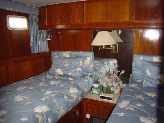 1981 hatteras widebody motoryacht  7 1981 Hatteras widebody motoryacht