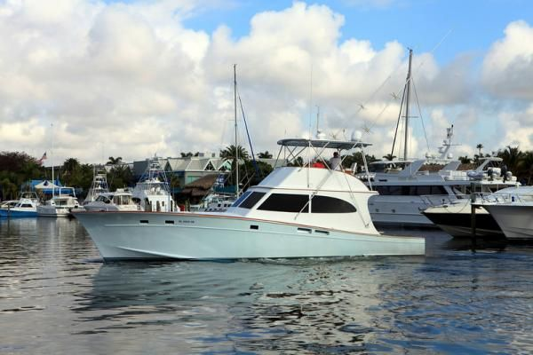 Boats for Sale & Yachts Huckins Sport Fish 1981 All Boats