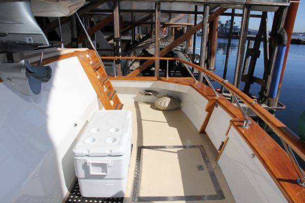 Boats for Sale & Yachts Jones Goodell 45' Trawler 1981 Trawler Boats for Sale